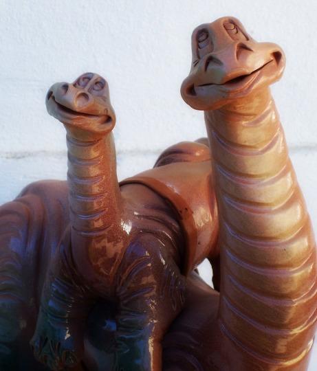 Familia de Dinosaurios