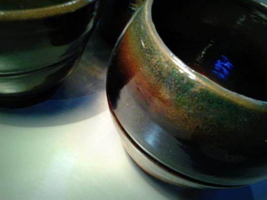 Reflejos de esmalte