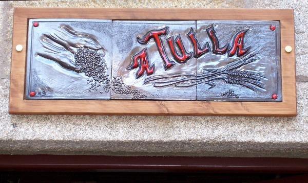 Rótulo a Tulla