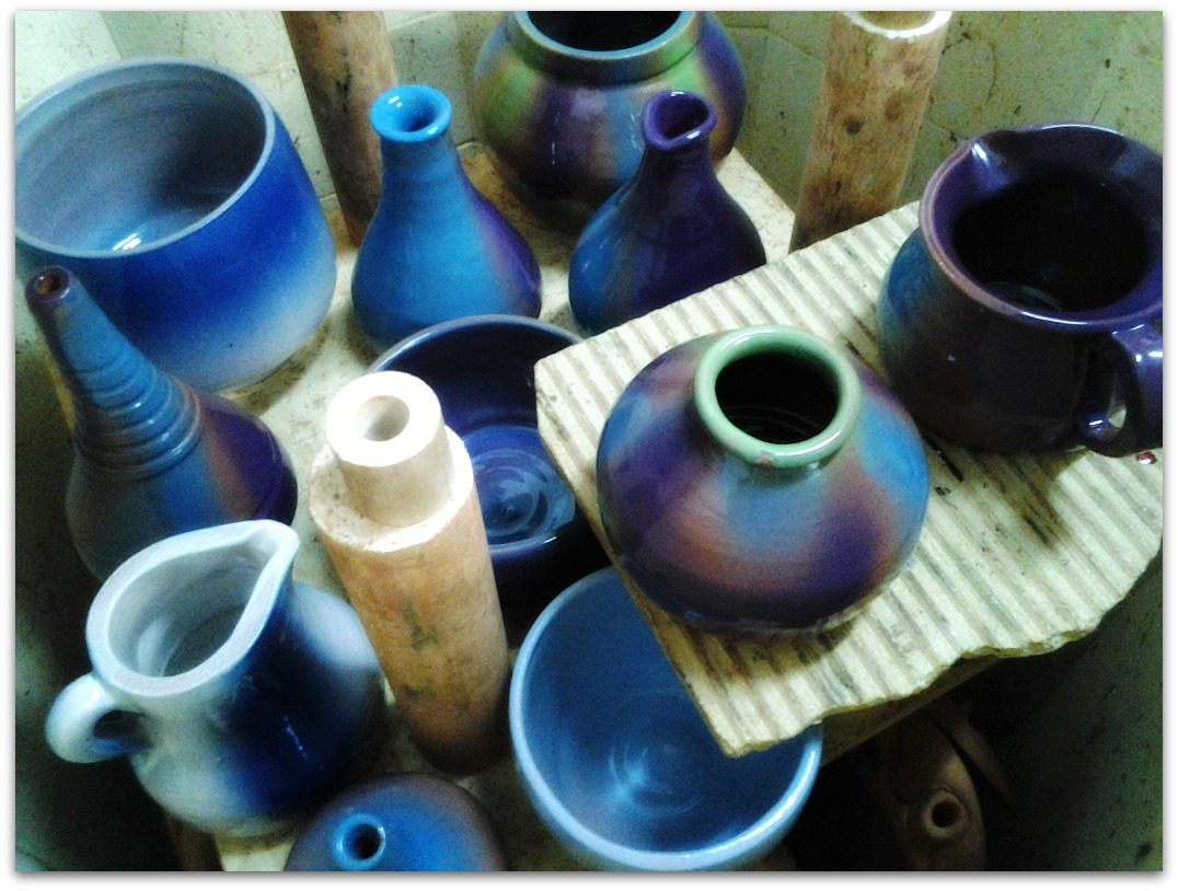 Gama de azules