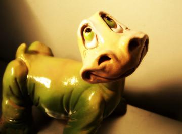 ceramic figures, Belen Soto, artist