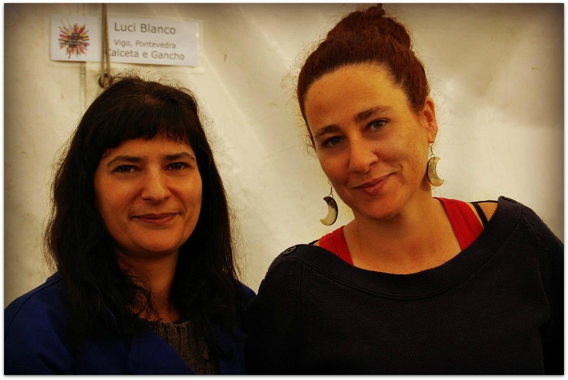 """Belén Soto y """"Abuela Rita"""""""