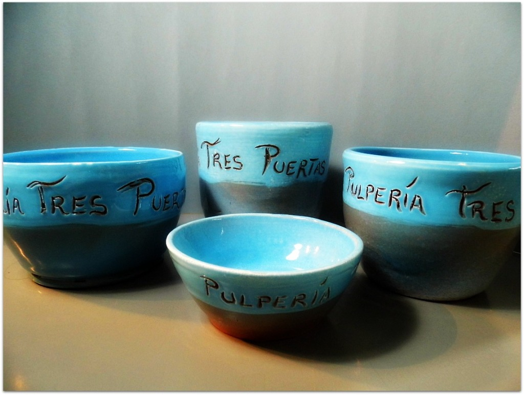 Cuencos de cerámica