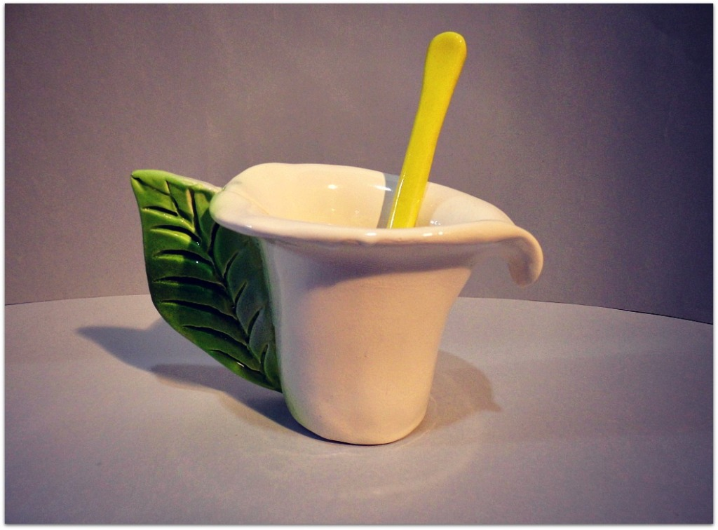 Taza cerámica modelo Cala