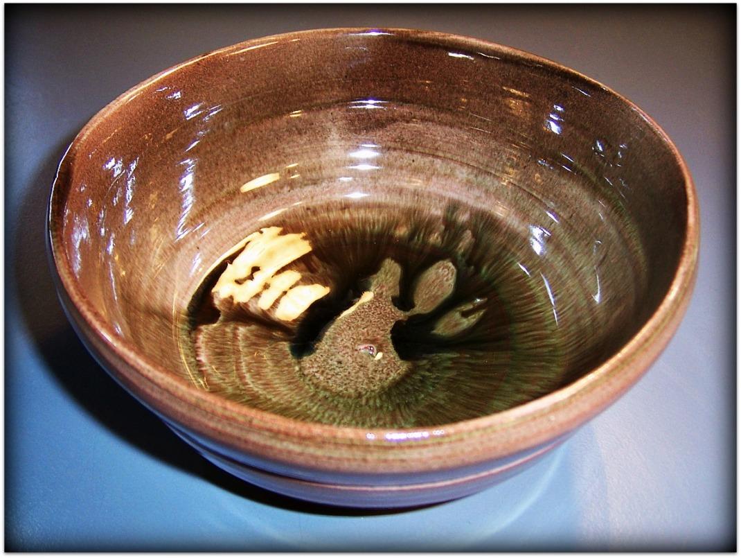 Cuenco de cerámica