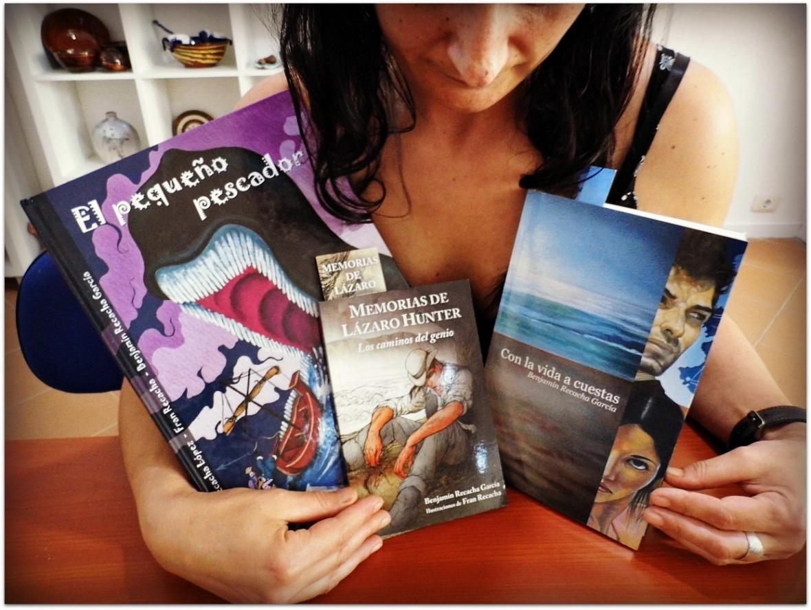 Libros Benjamín Recacha