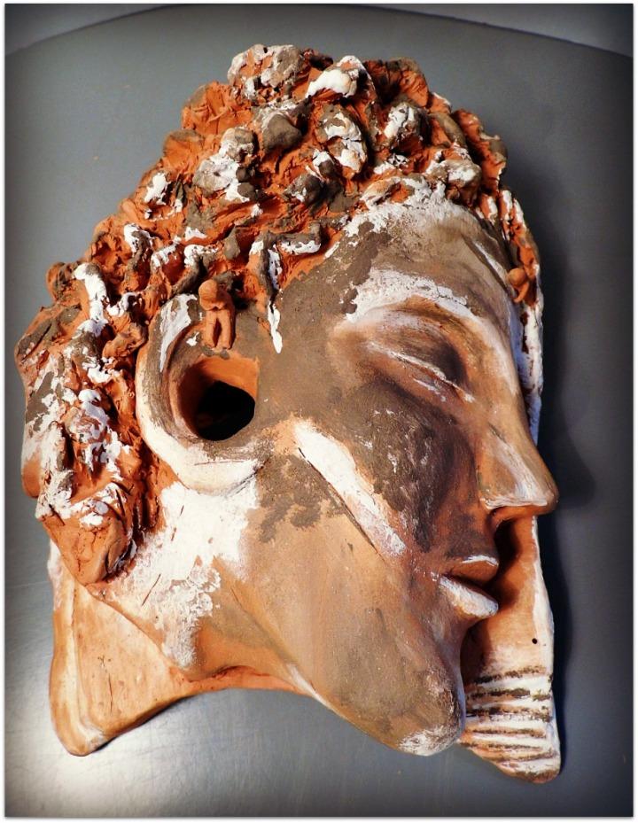 Escultura cerámica