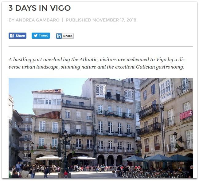 Foto de Vigo en Travelmag