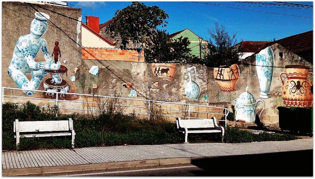 Mural graffiti